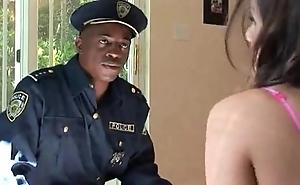 Police restraint tori felonious