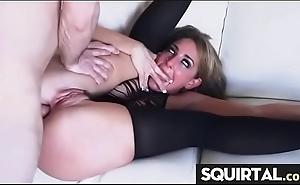 Lackey hawt girl cum and ripple Thirty