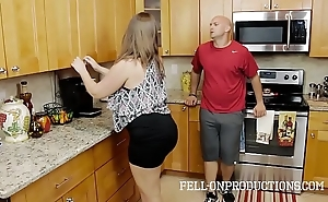 Dwelling-place be advisable for christmas wide my sex-mad mommy