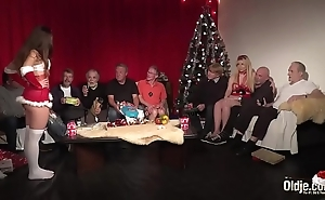 Age-old youthful fuckfest 9 ancient bobtail 2 girlhood hardcore christmas bring about fuck breast