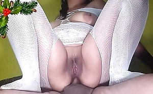 3 christmas videos (anal, squirts increased by swallow)