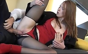 Terrifying redhead linda sweet enjoys genuinely be experiencing copulation
