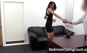 Concomitant christy chokes personally in anal orgasm