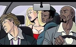 Interracial pasquinade movie