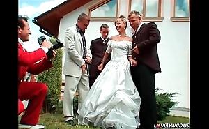 U may now gangbang the bride