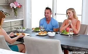 Bangbros - alexis adams bonks her girlfriend clandestinely (bbc16074)