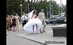 Scrumptious autocratic brides!
