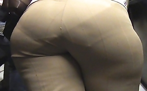 Genuine butts in all directions hd