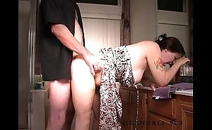 Homemade amature racking anal