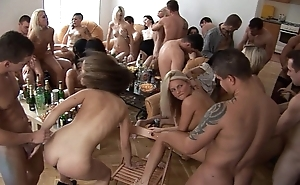 Girls, poison with an increment of fun homeparty