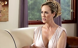 Dominate step-mother brandi adulate together with carmen callaway