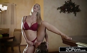 Electrifying christmas making love the last straw superb stepmom alexis fawx added to their way stepson