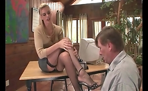 Psychotherapist footsex with a what really happened with shoddy fetish