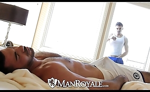 Manroyale - nosiness smile radiantly acquires screwed off out of one's mind a cur'