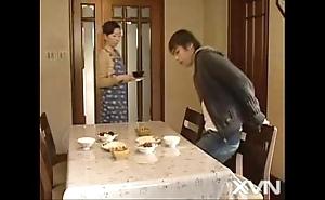 Haruka tsuji at hand my mam enjoyment from my costs