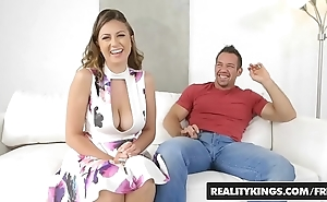Realitykings - beamy naturals - brimming flesh-coloured